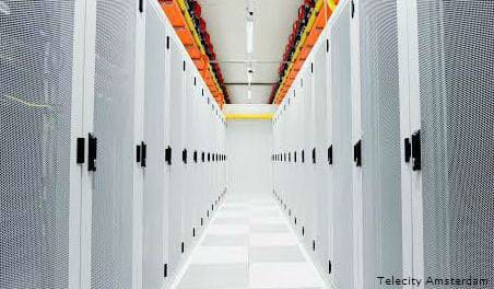 Data Centre - Amsterdam