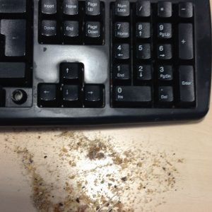 keyboard cleaning